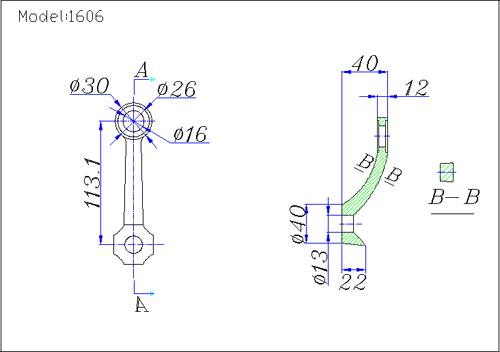 bracket spider fittings for glazed curtain wall